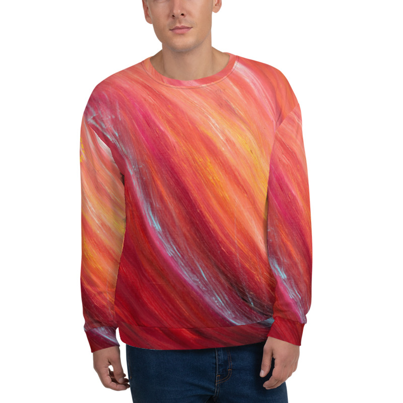 FLAME OF DESIRE Sweatshirt