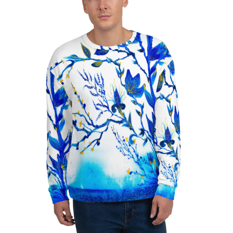 Blue Mood Sweatshirt