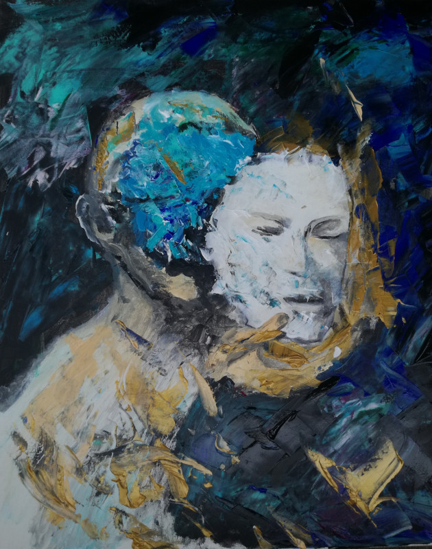 Ego Painting by Zuzana R. | Victory Art | Artworks | Victory Art