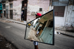 Reflect your life (Havana, Cuba)