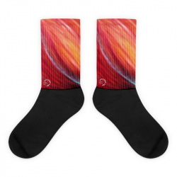 FLAME OF DESIRE Socks