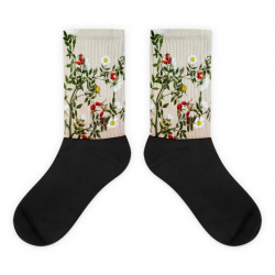 A MOMENT IN OUR PARADISE Socks