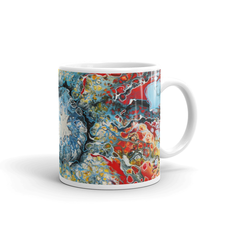 Blooming Meadow Mug
